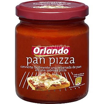 Orlando Pan pizza Tarro 235 g