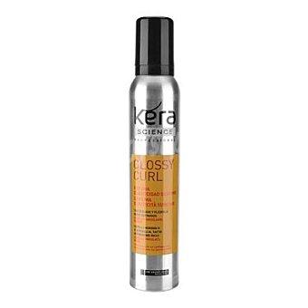 Les Cosmétiques Espuma elasticidad para cabello ondulado, rizado Kera Science 200 ml 200 ml