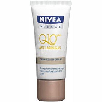 Nivea Crema color plus Q10 Tubo 50 ml