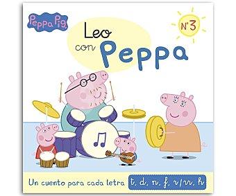Leo con Peppa 3 1 Unidad