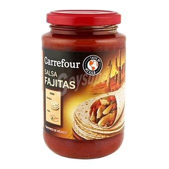 Carrefour Salsa fajita 430 g