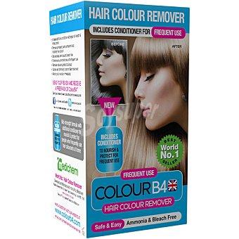 COLOUR B4 Frecuente Tratamiento recuperador del color incluye acondicionador Caja 1 unidad