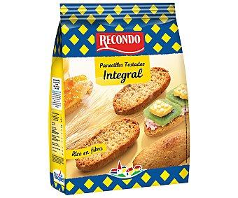Recondo Panecillo tostado integral Paquete 225 g