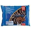Palmeras de hojaldre al cacao Bolsa 260 gr DIA