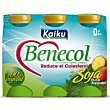 Benecol para beber de soja Pack 6x70 ml Kaiku