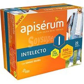 Apiserum Jalea real intelecto 500 mg Caja 20 unid