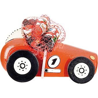 Fizzy coche de carreras con chocolatinas  unidad 55 g