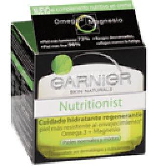 Garnier Crema facial nutritionist cuidado hidratante regenerante tarro 50 ml Tarro 50 ml