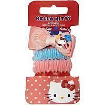 Hello Kitty Clips con detalles Pack 1 unid