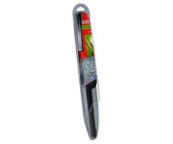 Auchan Limpiaparabrisas Flexible de 450 ml de Longitud, Adaptador de Ajuste tipo U 1 Unidad