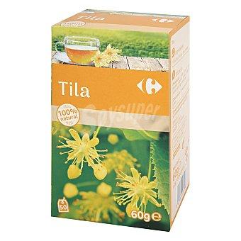 Carrefour Tila en Bolsitas 50 ud