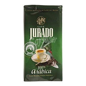 Jurado Café molido natural 100 % colombia 250 g