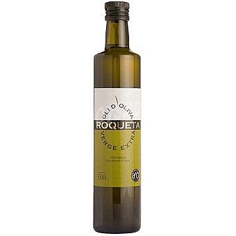 ROQUETA Aceite de oliva virgen extra D.O. Mallorca botella 500 ml Botella 500 ml