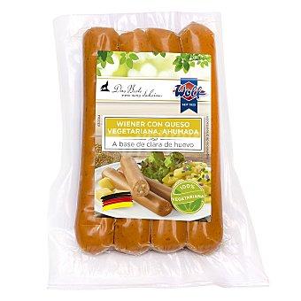 Wiener Salchichas con queso Wolf 200 g