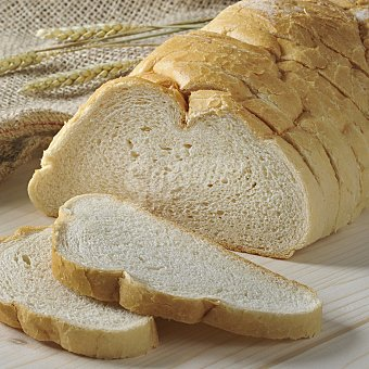 Pan rebanado de sandwich Envase de 600 g