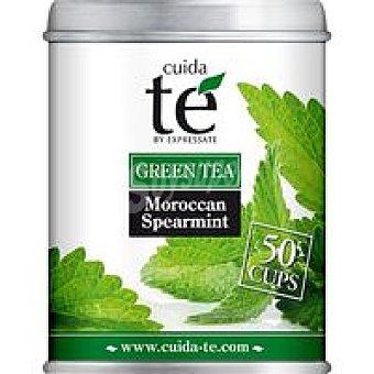 Cuida Té Té verde con hierbabuena Lata 100 g