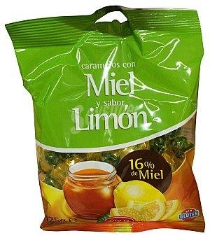 DOLIS Caramelo miel limón Paquete 125 g