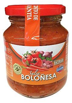 Hacendado Salsa fresca bolognesa  Sobre de 140 g