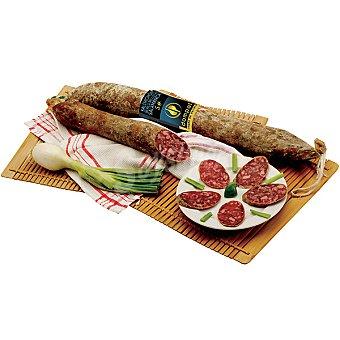 Dompal Salchichón ibérico de bellota  1,2 kg (peso aproximado pieza)