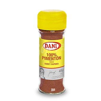 Dani Pimentón dulce Frasco 45 gr