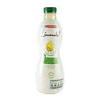 Eroski Limonada con hierbabuena Botella 1 litro