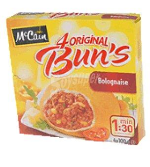 Mc Cain Buns bolognese 400 g