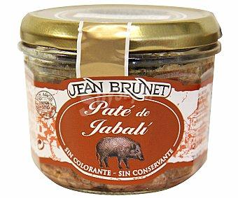 Jean Brunet Paté de carne de jabalí Tarro 180 g
