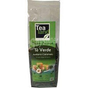 Tealand Té verde-caramelo-avellana Bolsa 100 g