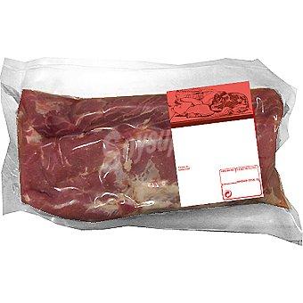 Lomo fresco de cerdo trozo para asar formato ahorro  800 g (peso aproximado pieza)