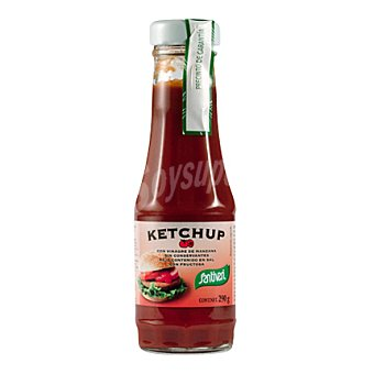 Santiveri Salsa ketchup sin sal 290 grs 290 g