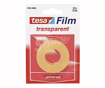 Tesa Cinta adhesiva transparente, TESA.