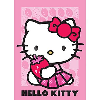 Hello Kitty Alfombra infantil 1 Unidad
