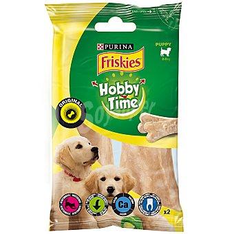 FRISKIES HOBBY TIME Huesos para perros puppy 2- 5 kg paquete 2 unidades 2- 5 kg