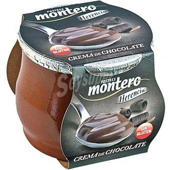Montero Crema de chocolate Tarro 140 g