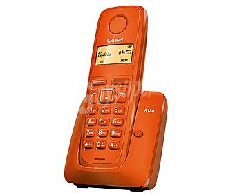 GIGASET A120 NARANJA Teléfono inalámbrico