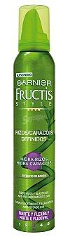 Fructis Garnier Espuma Style Rizo 200 ml