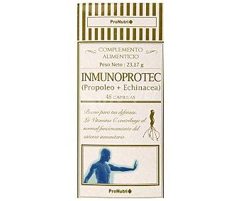 Pronutri Complemento alimenticio a base de propoleo, echinacea, vitaminas y minerales 45 uds