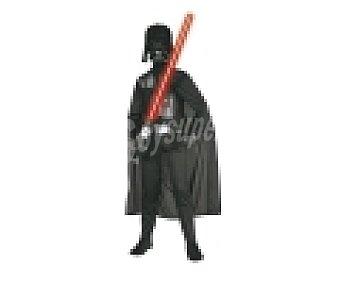 Star Wars Disney Disfraz infantil Darth Vader de Stars Wars con máscara, talla S 3-4 años 1unidad