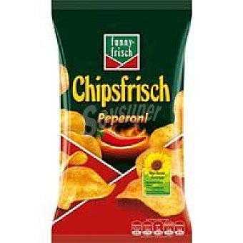 FUNNY FRISCH Chipsfrisch Pepperoni Bolsa 175 g