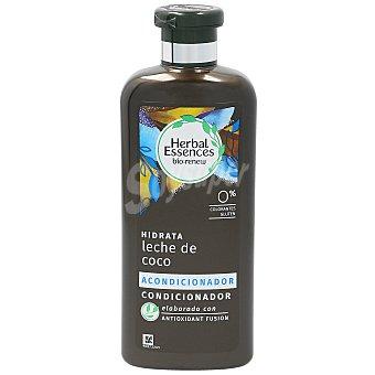 Herbal Essences acondicionador hidratante leche de coco bio Bote 400 ml