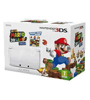 Nintendo Pack consola + super mario land ds 3D