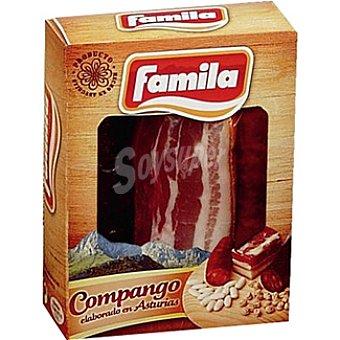 Famila Compango asturiano Estuche 250 g