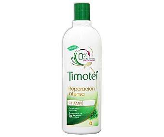 Timotei Champú reparación intensa con extracto de rosa de Jericó Bote 400 ml