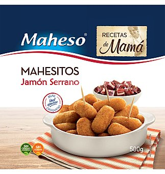Maheso Croquetas mini 500 G