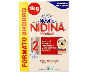 Nestlé Leche de continuación a partir de 6 meses 1 kg