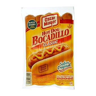 Oscar Mayer Salchichas bocadillo wieners Envase 275 gr