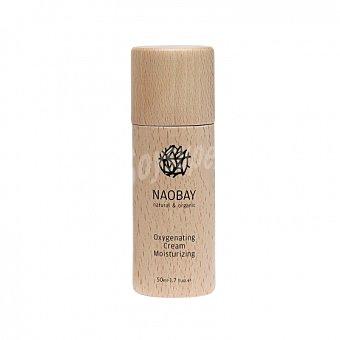 Crema oxigenante hidratante ecológica Naobay 50 ml 50 ml