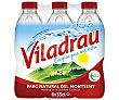 Agua mineral Pack 6 uds. x 33 cl Viladrau Nestlé