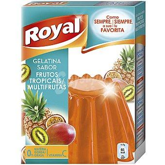 Royal Gelatina Doble Multifrutas 170 g