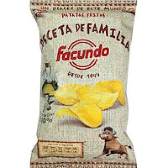 Facundo Patatas fritas receta familiar Bolsa 150 g